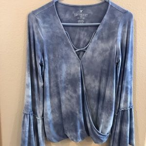 American Eagle Soft and Sexy T Size Small